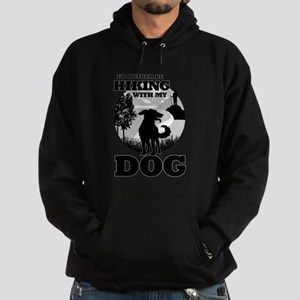 I'd Rather Be Hiking With My Dog Scene Sweatshirt