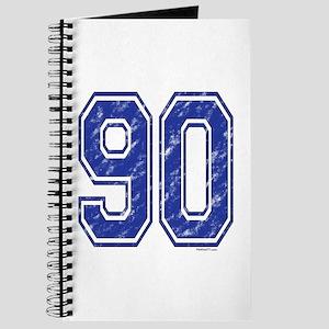 90 Jersey Year Journal