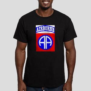 82nd Airborne Ash Grey T-Shirt