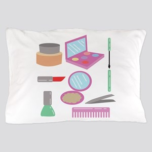 Beauty Products Pillow Case