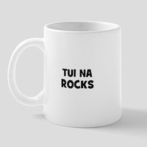 Tui Na Rocks Mug