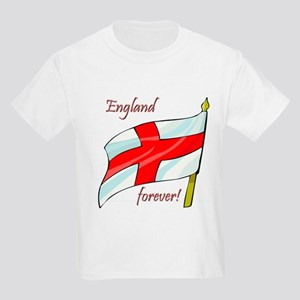 England Forever Kids Light T-Shirt