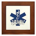 Paramedic Action Framed Tile