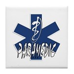Paramedic Action Tile Coaster