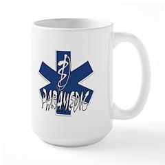 Paramedic Action Large Mug