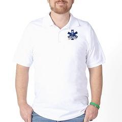 Paramedic Action Golf Shirt