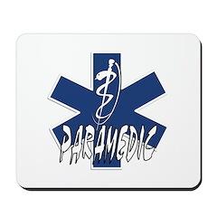 Paramedic Action Mousepad
