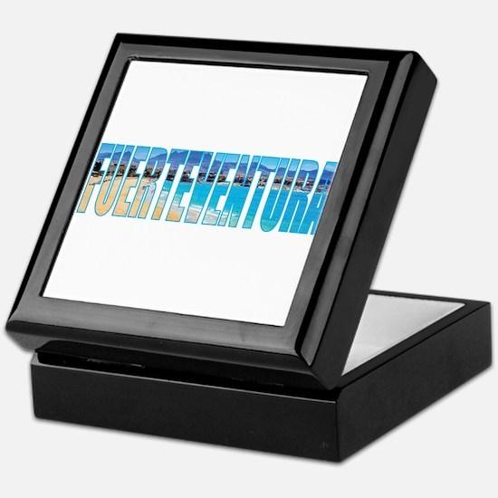 Fuerteventura Keepsake Box