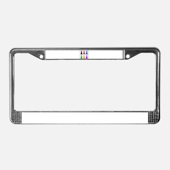 Unique Hanger License Plate Frame