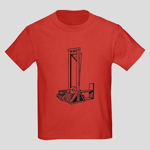 Guillotine Kids Dark T-Shirt