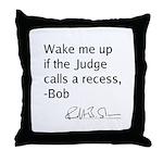 Sleeping in Court Pillow