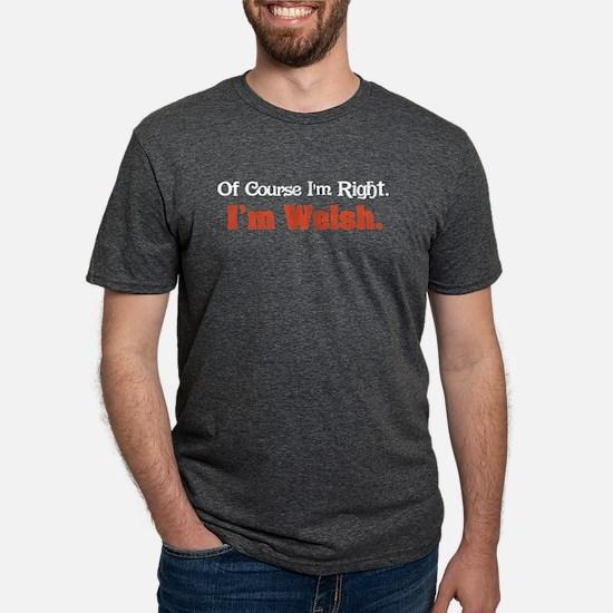 I'm Welsh Women's Dark T-Shirt