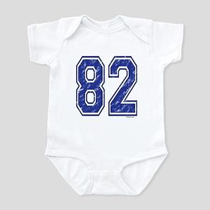 82 Jersey Year Infant Bodysuit