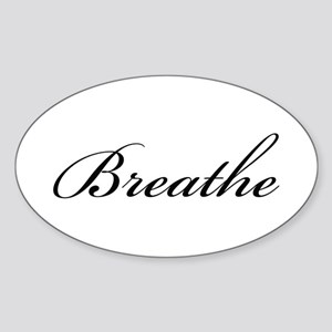 Breathe The Word 1712 Sticker