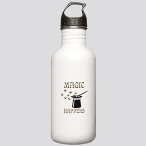 Magic Happens Stainless Water Bottle 1.0L