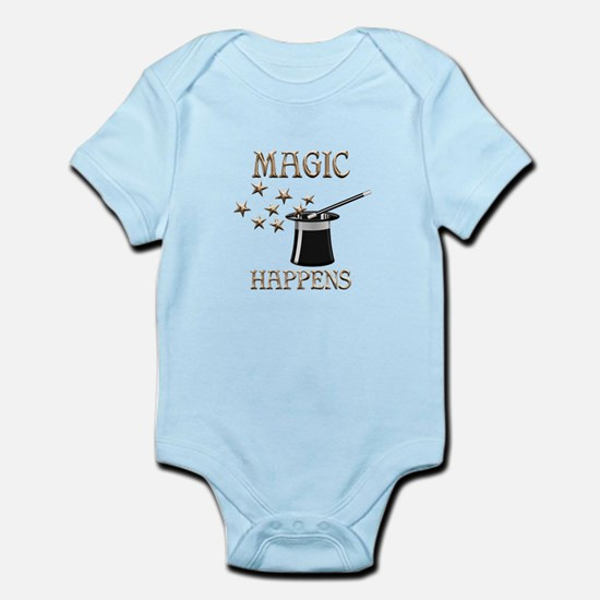 Magic Happens Infant Bodysuit