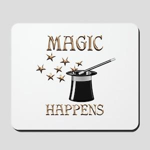 Magic Happens Mousepad