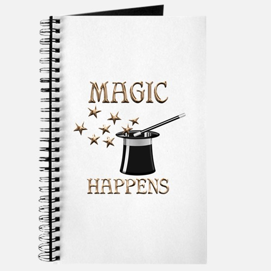 Magic Happens Journal