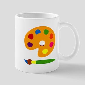 Paint Palette Mug
