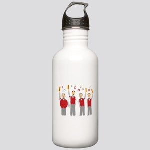 Classic Barbershop Qua Stainless Water Bottle 1.0L