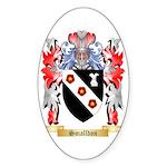 Smalldon Sticker (Oval 10 pk)