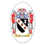 Smalldon Sticker (Oval 50 pk)