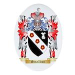 Smalldon Oval Ornament