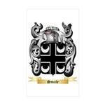 Smale Sticker (Rectangle 50 pk)