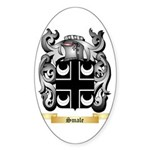 Smale Sticker (Oval 50 pk)