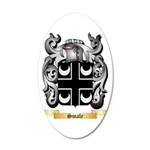 Smale 35x21 Oval Wall Decal