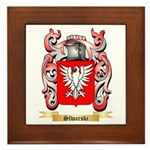 Slwarski Framed Tile