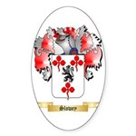 Slowey Sticker (Oval 50 pk)