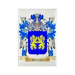 Slomka Rectangle Magnet (100 pack)