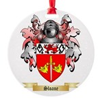 Sloane Round Ornament