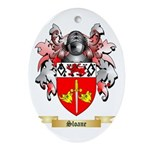 Sloane Oval Ornament