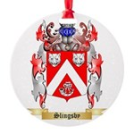 Slingsby Round Ornament