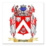 Slingsby Square Car Magnet 3