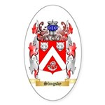 Slingsby Sticker (Oval 10 pk)