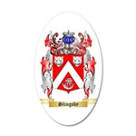 Slingsby 20x12 Oval Wall Decal