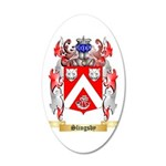 Slingsby 35x21 Oval Wall Decal