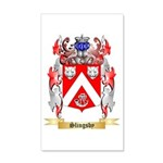 Slingsby 20x12 Wall Decal