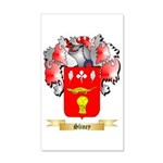 Sliney 35x21 Wall Decal