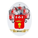 Sliney Oval Ornament