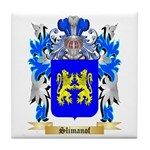 Slimanof Tile Coaster