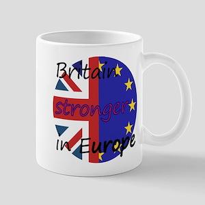 Stronger In Europe Mug Mugs