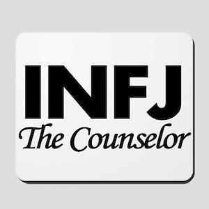 INFJ | The Counselor Mousepad