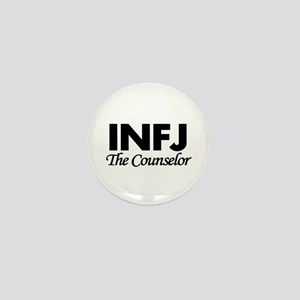 INFJ | The Counselor Mini Button