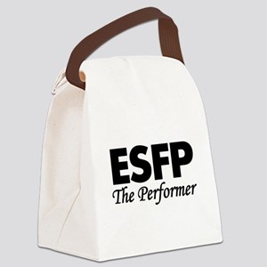 ESFP | The Performer Canvas Lunch Bag