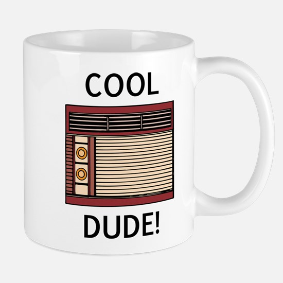 cool dude Mugs