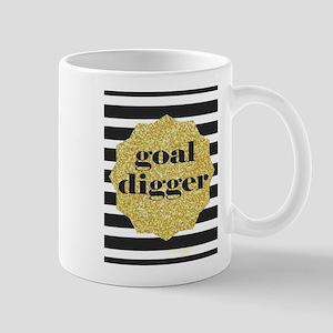 goal digger Mugs